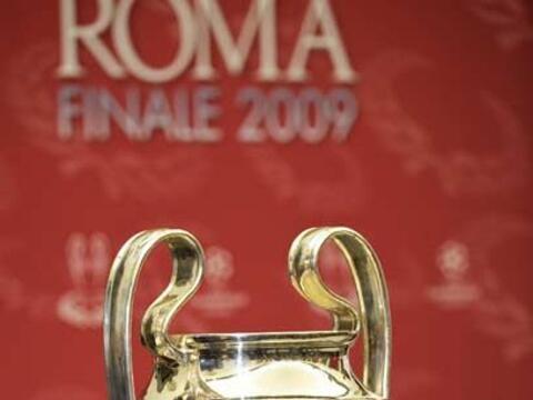 El trofeo más preciadoLa famosa 'Orejona'. Es el trofeo má...