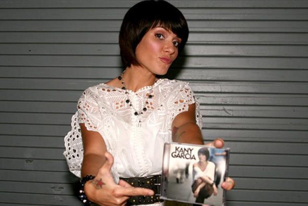 Este disco es su segunda producción y se titula 'Boleto de entrada'.