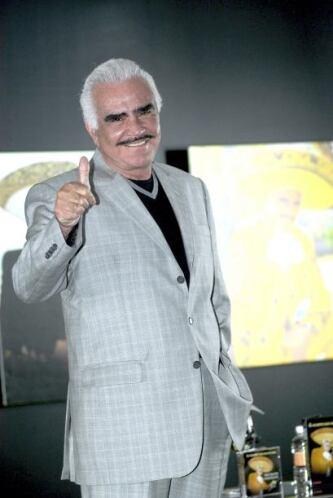 Sin duda, Vicente Fernández es uno de los ídolos más grandes de México,...