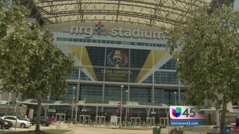 Evita riesgos durante los juegos de Copa América en Houston