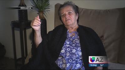 Liberan a abuela de cárcel de Eloy