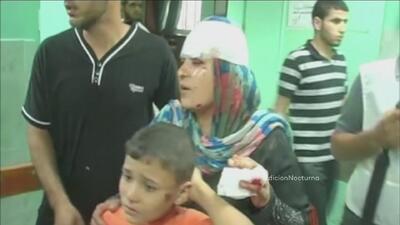 La situación empeora en la Franja de Gaza