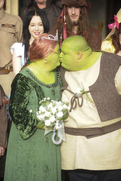 Durante los últimos 15 meses, este par de enamorados tuvo la desg...