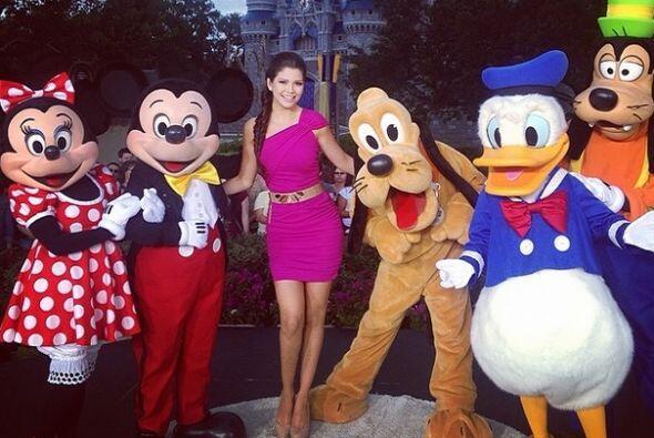 """""""Celebrando #DA17Aniversario en #Disney @DespiertaAmericaTv @Univision"""",..."""
