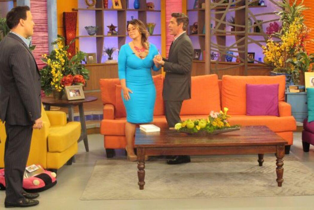 Chiquis reveló que le gusta la actuación y Raúl le explicó que había lle...