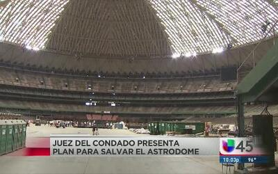 Plan para el Astrodome es incierto