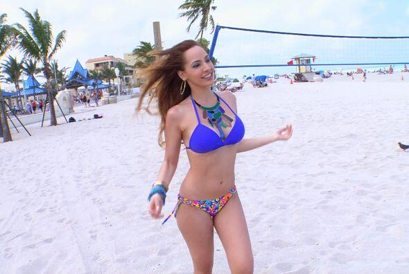 Alba para Miss Bikini