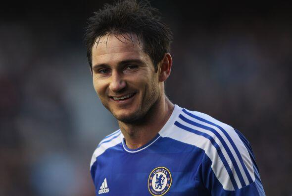 Lampard y compañía sacaron la victoria de 2-1.