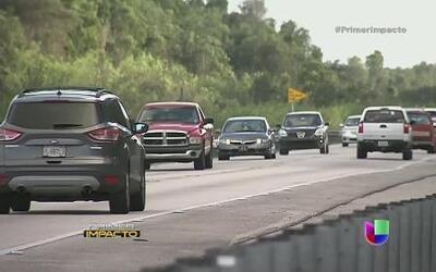 Vecinos de una peligrosa vía en Miami lanzaron una campaña para que la m...