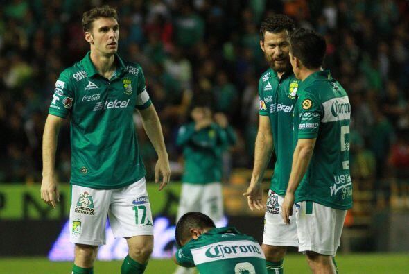 León se suma a las decepciones del inicio de torneo, el cuadro esmeralda...