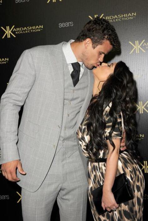 Tras un fugaz noviazgo, Kim Kardashian y Kris Humphries unirán sus vidas...