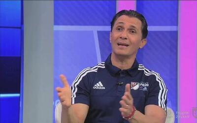 Adolfo Rios recuerda la Copa América 1997