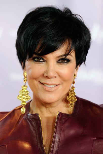 """Kris Jenner: La """"hot"""" mamá de Kim Kardashian ha probado de todo p..."""