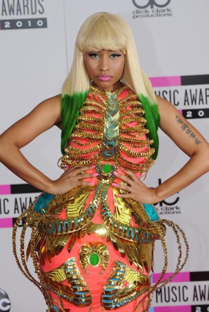 ¡Mechas californianas al puro estilo Minaj!, si te encanta esta tendenci...