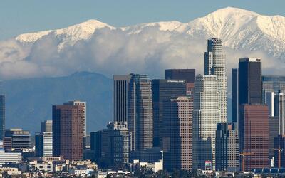 Condiciones estables en Los Ángeles, el pronóstico para este sábado 8 de...