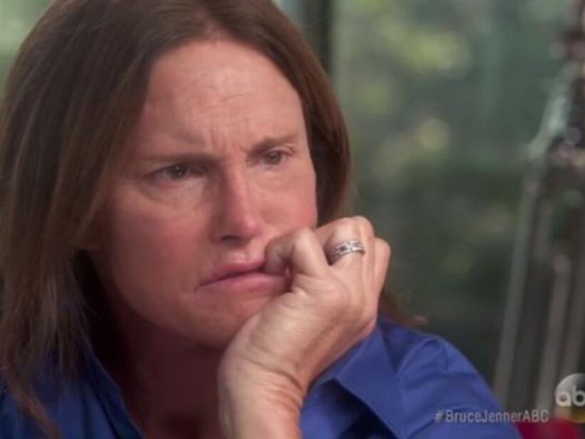 Bruce aseguró que no es gay, sino heterosexual, ya que jamás se ha senti...