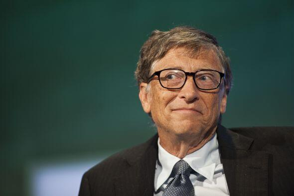 1. Por vigésimo año consecutivo, Bill Gates se encuentra a...