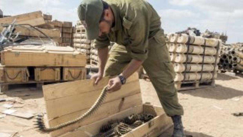 La venta de munición está establecida para casos de emergencia en el lla...