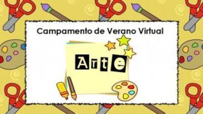 Campamento de Verano Virtual - Arte