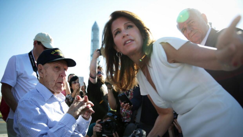 En su momento Michelle Bachman fue considerada posible nominada para 2012