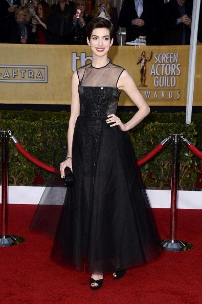 Anne Hathaway es una gran actriz y canta divino. ¡Pero nena!, una...