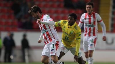 Necaxa derrotó 4-1 a León