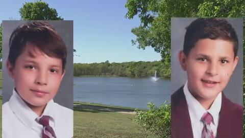 Tragedia enlutó a una familia en Fort Worth luego de que dos niños perdi...