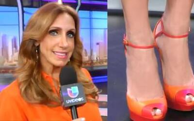 Zapatos 101 con Lili Estefan: Combina tu 'look' desde los pies a cabeza