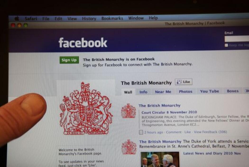 El Journal dijo también que Facebook estaba a punto de escoger a Morgan...