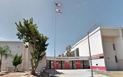 Policía reporta que dos adolescentes baleados eran de la escuela...