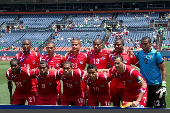 Panamá fue uno de los mejores equipos de la fase previa. Lider&oa...