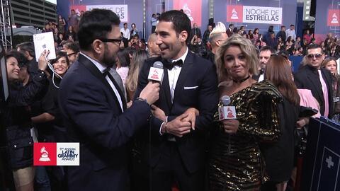 Miguel Ángel Silvestre quedó flechado de una presentadora, vean lo que h...