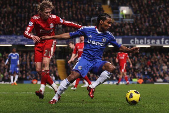Chelsea no se podía dar el lujo de dejar ir puntos en este partido.