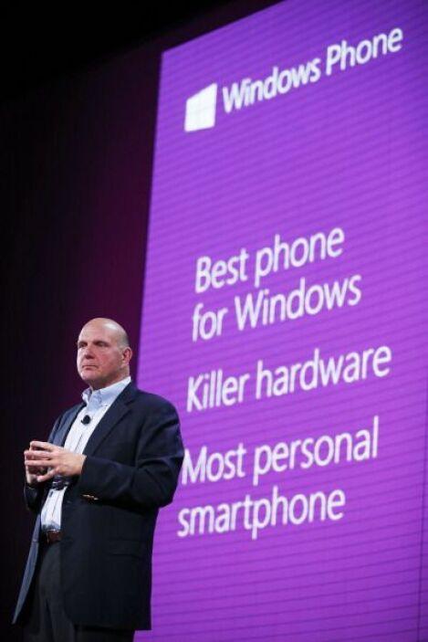 El principal fabricante de teléfonos, detrás del lanzamiento de Windows...