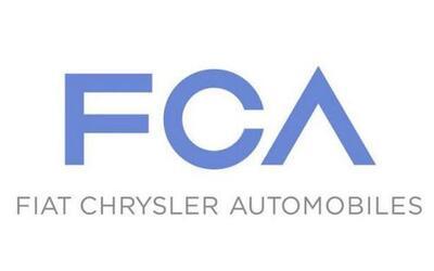 FIAT y Chrysler ya tienen un logo conjunto.