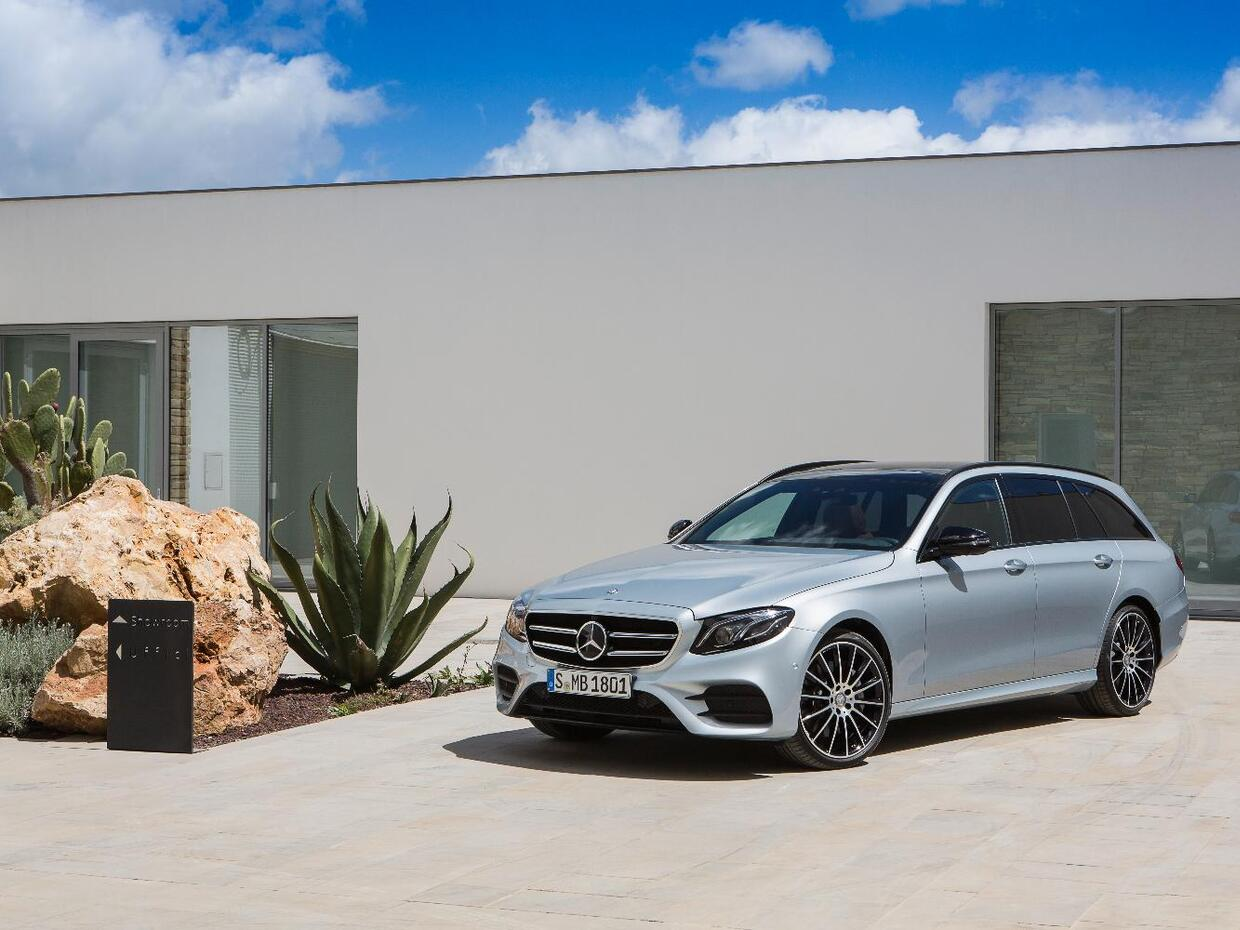 Mercedes-Benz E400 Wagon 2017