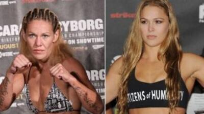 'Cyborg' vs. Ronda se podría dar muy pronto (Foto: Twitter)