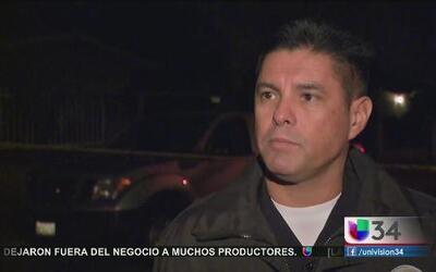 Hombre hispano fue asesinado en plena calle
