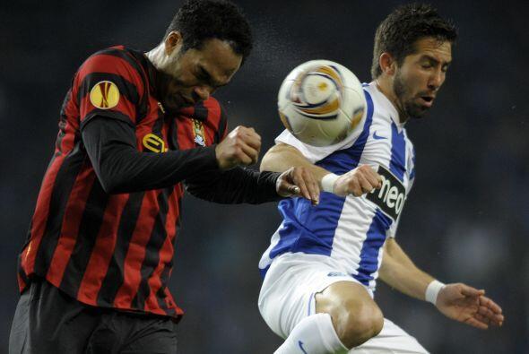 Pero no fue el único equipo de Manchester que vio acción e...