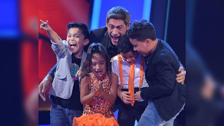 Johnny Lozada y sus Peque Flow son los ganadores y van a Premio Lo Nuestro