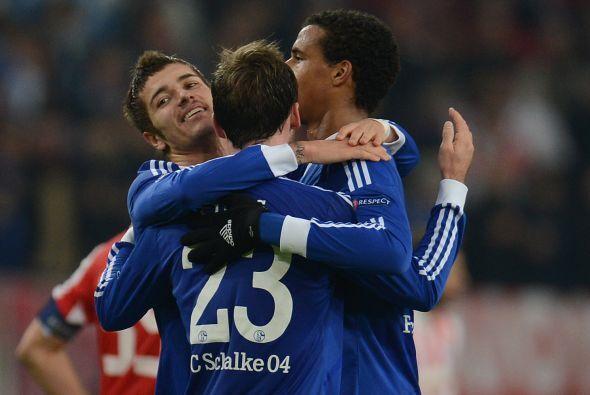 Este zaguero fue el 'culpable', con sus dos goles, de que el Schalke 04...