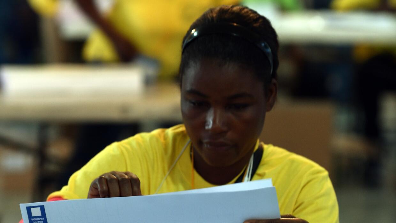 En agosto Haití celebró elecciones legislativas