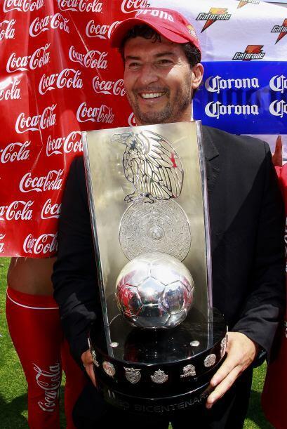 Para el Torneo Bicentenario 2010 volvió a obtener el títul...