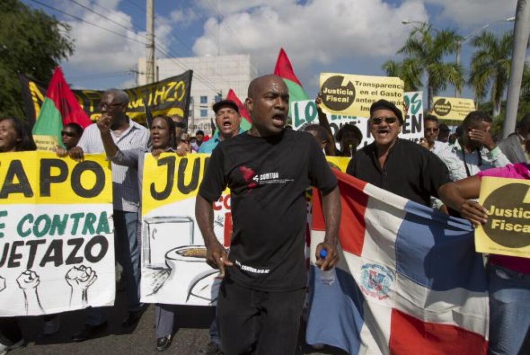 """Estas manifestaciones tienen el propósito de crear """"un movimiento fuerte..."""