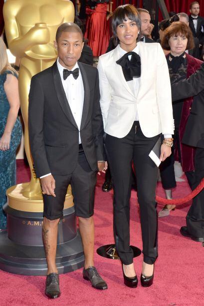 Peores vestidas Oscar 2014