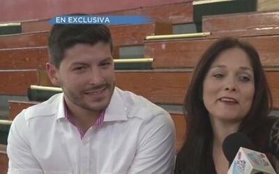 """Manuel Natal: """"Soy sentimental y pasional y es por esta que está aquí"""""""