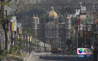 Estrictas medidas de seguridad para recorridos del papa