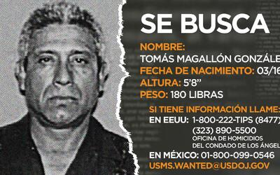 Sigue prófugo Tomás Magallón González, el hombre acusado de asesinar a u...