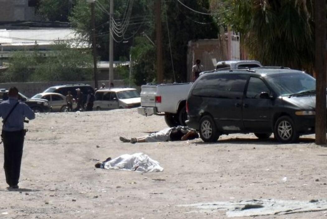 Ciudad Juárez es considerada la urbe más peligrosa de México.