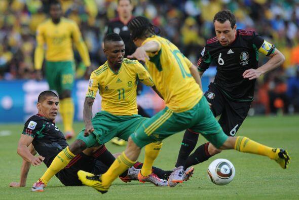 Fue en aquella Copa del Mundo de Sudáfrica 2010 cuando se tiene e...